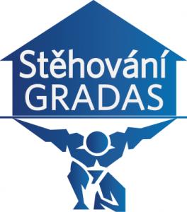Stěhování Gradas Brno - LOGO