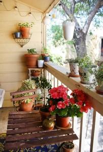balkon místo zahrady tělo článku 2