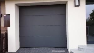 brány a vrata pro váš dům  - garáž sekční vrata