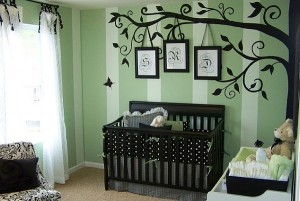 dětský pokoj - rámečky
