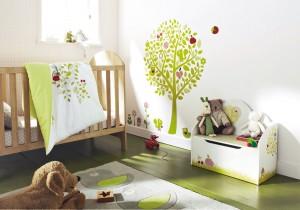 dětský pokoj - strom