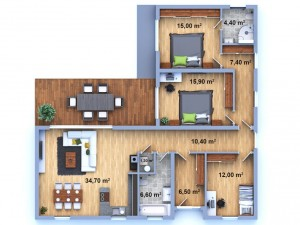 dům na klíč 32c