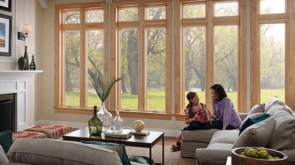 dřevěná okna - titulka