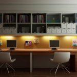 Práce vútulné a praktické kanceláři vám půjde od ruky!