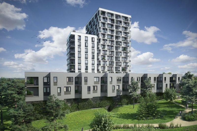 Nové byty v Praze čekají právě na vás