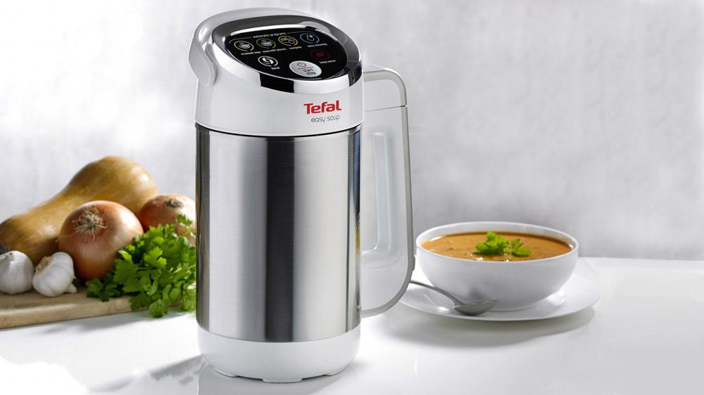 snadné vaření - tefal polévkovač