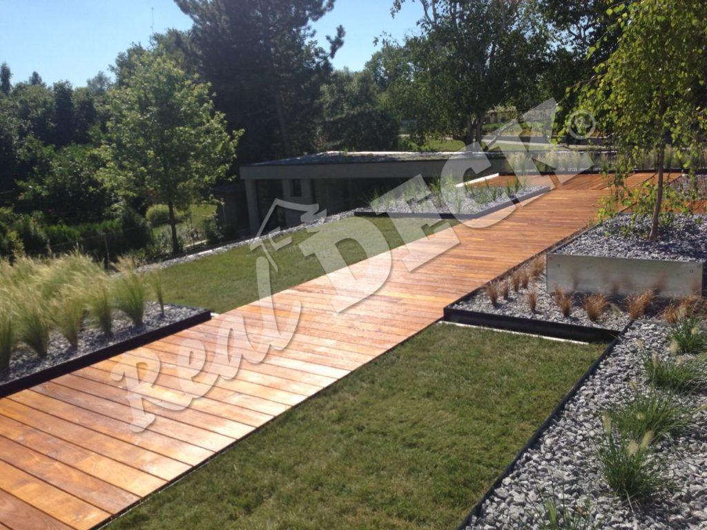 Čím se řídit při výběru dřevěné terasy?
