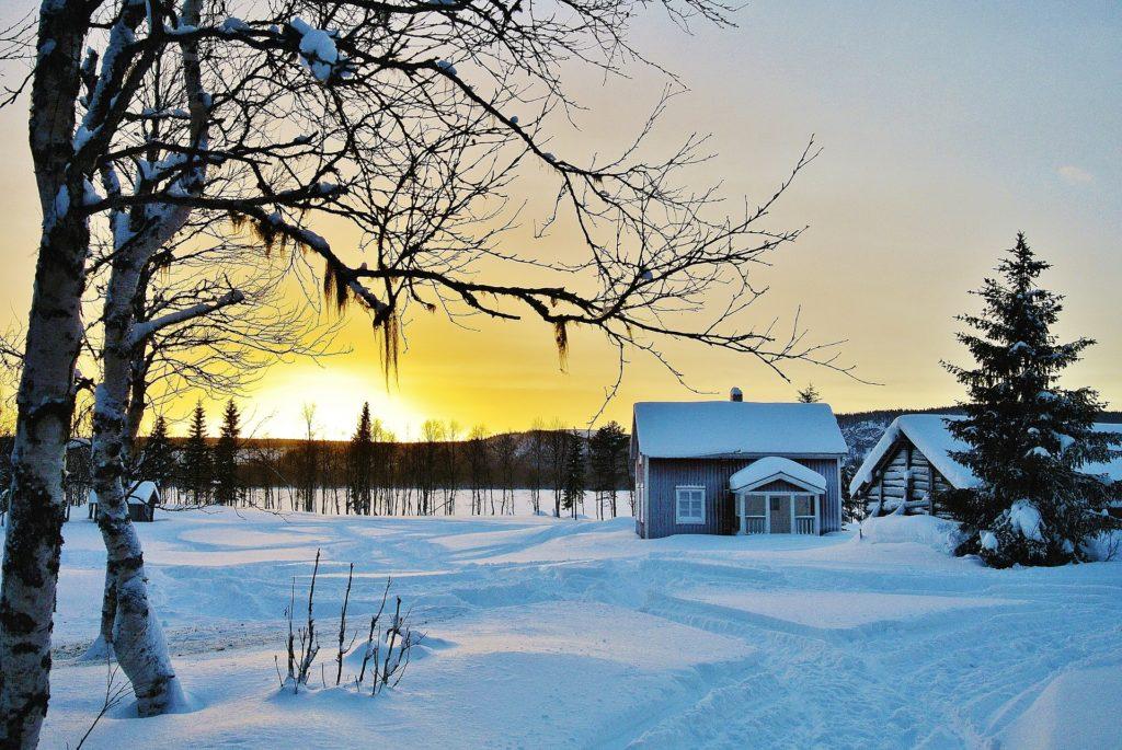 Zima se blíží! Víte, jak připravit dům na zimu?