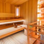 Netradiční domácí sauny na míru