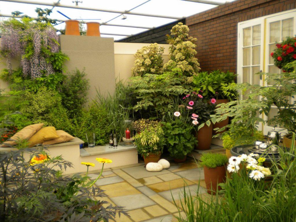 Tipy na vybavení zimní zahrady