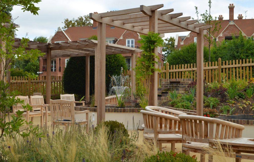 V čem spočívá práce zahradního architekta?