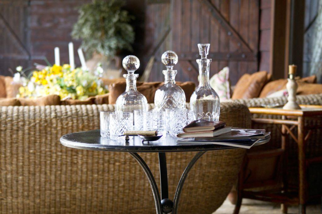 Konferenční stolek je praktickou i estetickou ozdobou