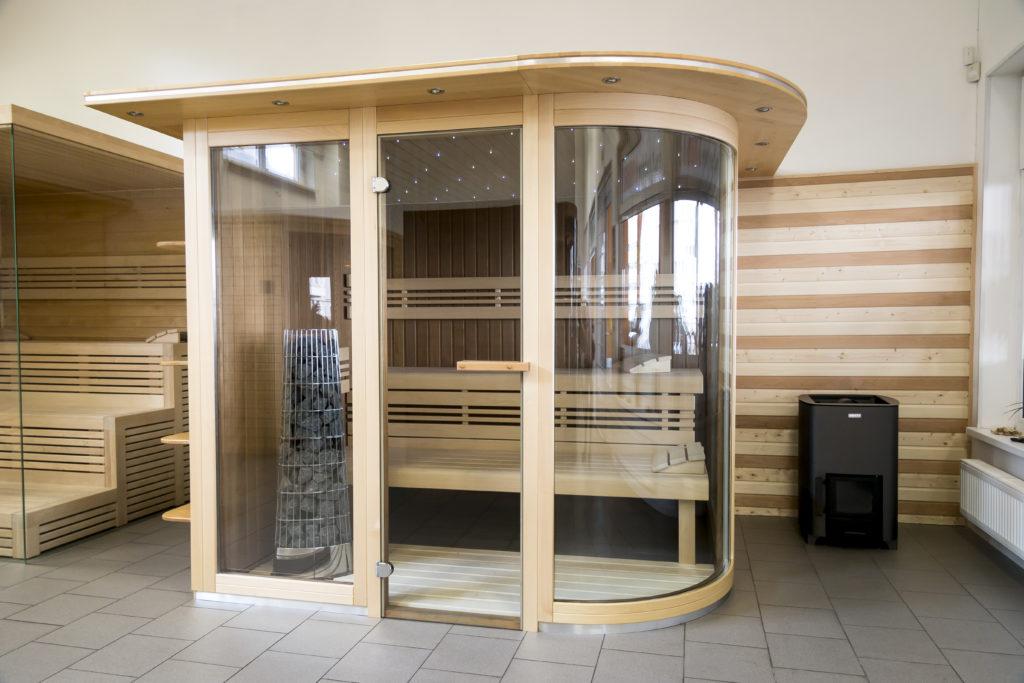 Finská sauna a sport