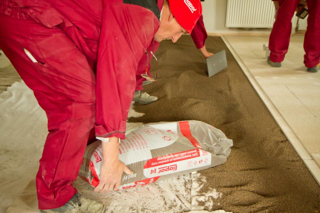 Rychlá rekonstrukce podlah bez betonu a nivelační stěrky
