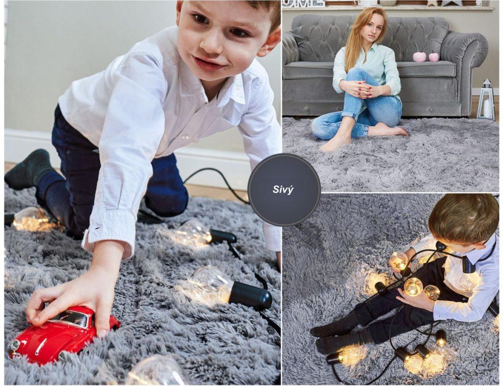 Ako vybrať dokonalý koberec pre váš domov
