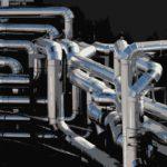 Výměna ocelových trubek a potrubí