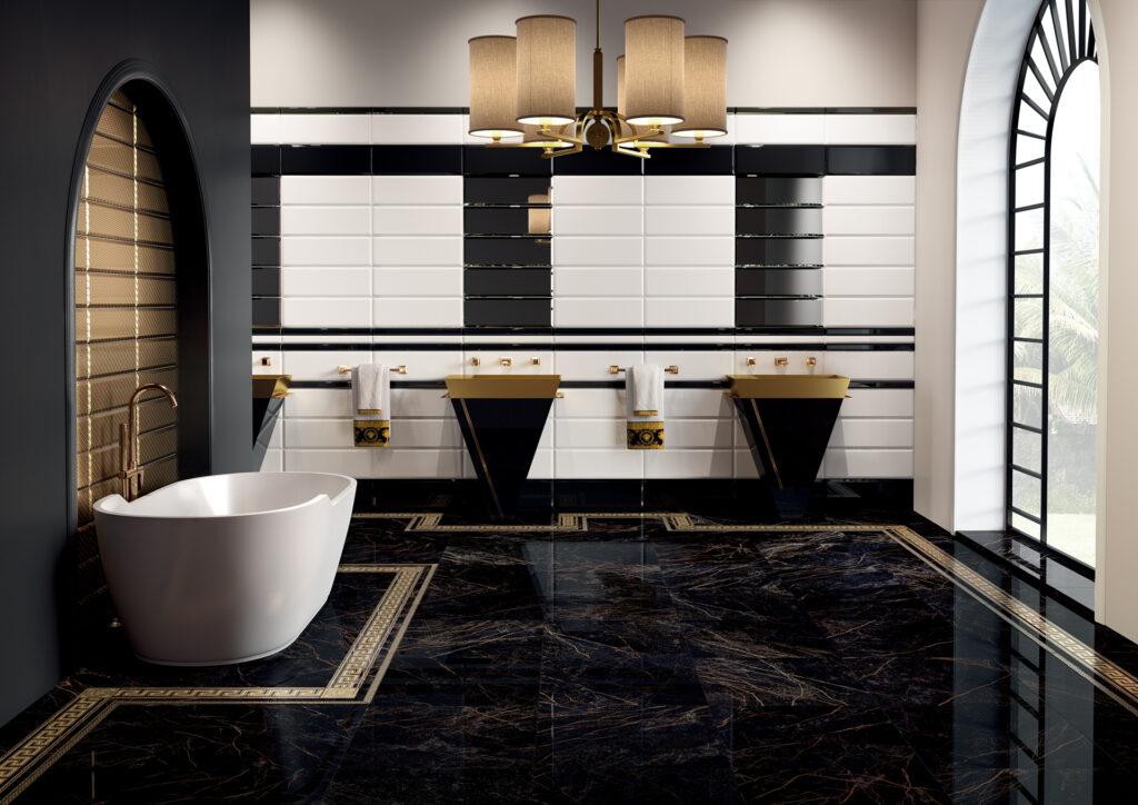 Luxusní koupelna očima profesionálů
