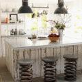 Barový pult jako součást kuchyně